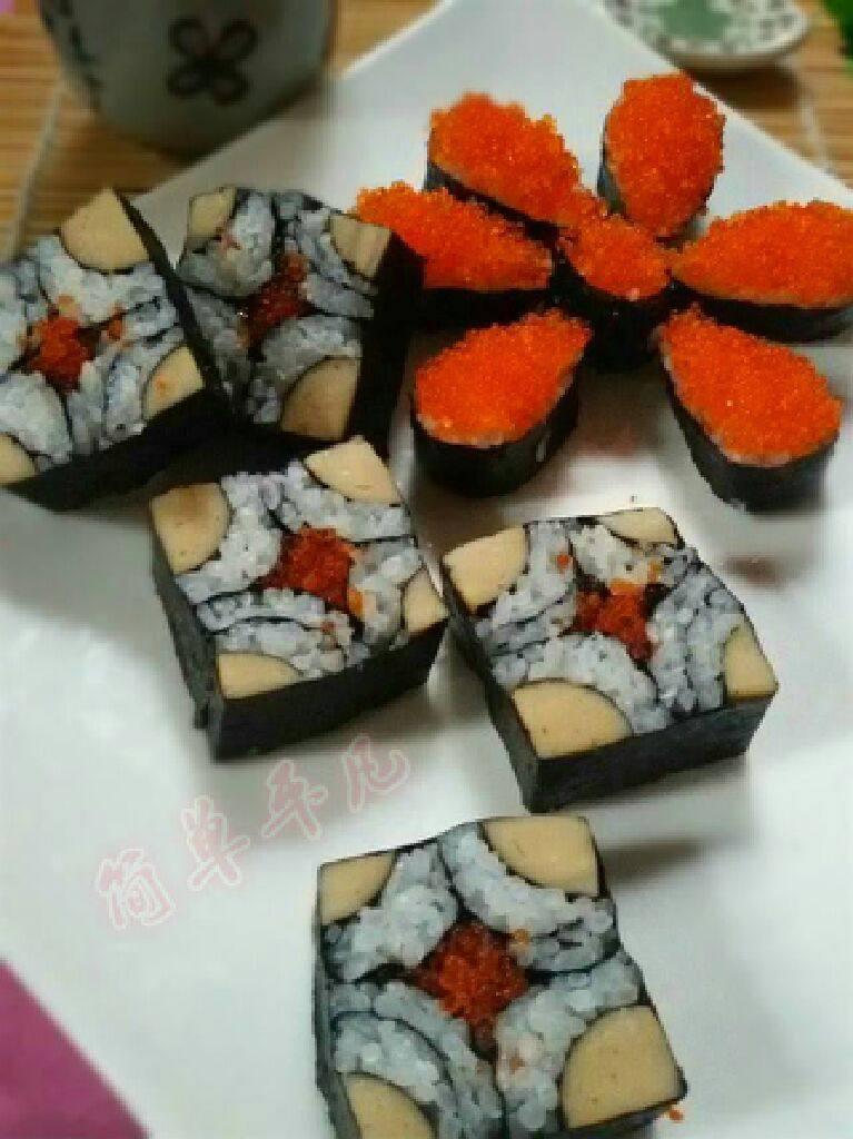 四方寿司卷
