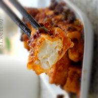 脆皮内酯豆腐
