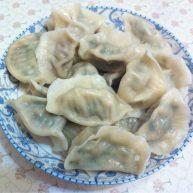 海螺馅饺子