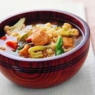 泰式酸辣蔬菜汤