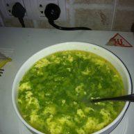 苦瓜鸡蛋汤