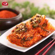 韩国泡菜 (次菜谱的比例按照20斤泡菜拟定)