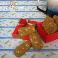 花生巧克力饼干