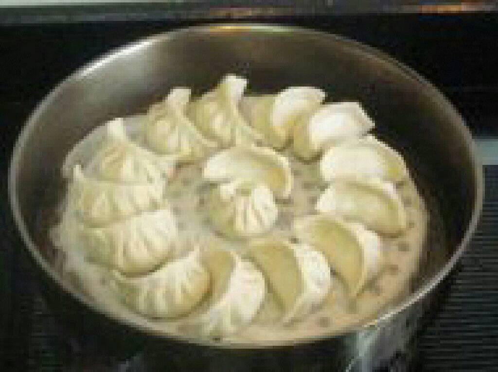白萝卜馅饺子的做法和步骤第6张图
