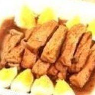 卤水鸡蛋豆腐