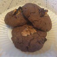 核桃巧克力饼干