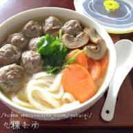 牛筋丸粿条汤