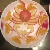 水果拼盘-----大螃蟹