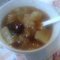 银耳水果汤