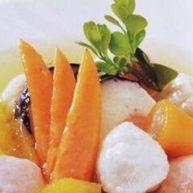 鱼丸水果汤