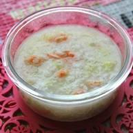 柚子的小饭碗系列之虾肉粥
