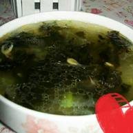 紫菜虾皮冬瓜汤