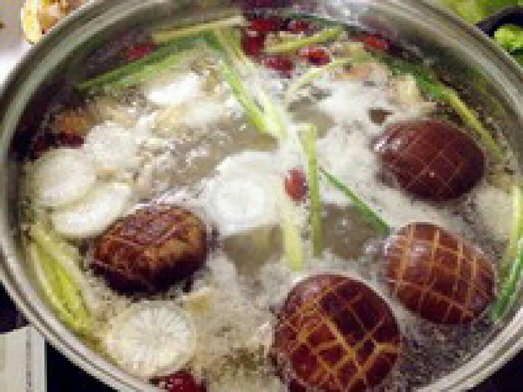 海南土鸡火锅的做法和步骤第3张图