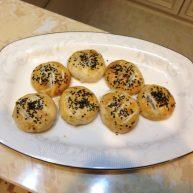 老婆饼(椰蓉馅)