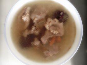 秋爽驴肉汤