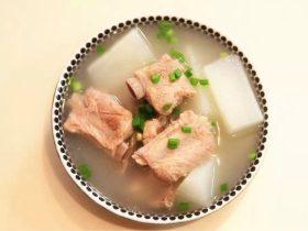懒人电饭煲——萝卜排骨汤