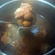 青橄榄排骨汤