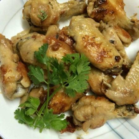 电饭锅版盐焗鸡翅