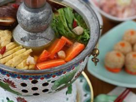 酱油鸡火锅