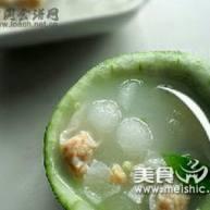 肉燕冬瓜汤