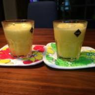 橙子香梨柚子汁