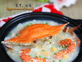 澳门水蟹粥