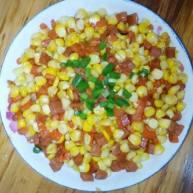 玉米胡萝卜丁