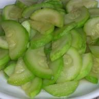 、清炒葫芦瓜、