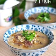 糁汤之牛肉糁汤