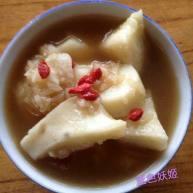 大薯糯米粥