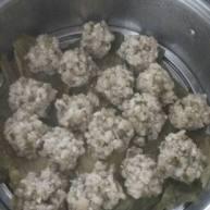 闽南特色番薯粉蒸肉丸