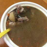 潮式鲍鱼排骨汤