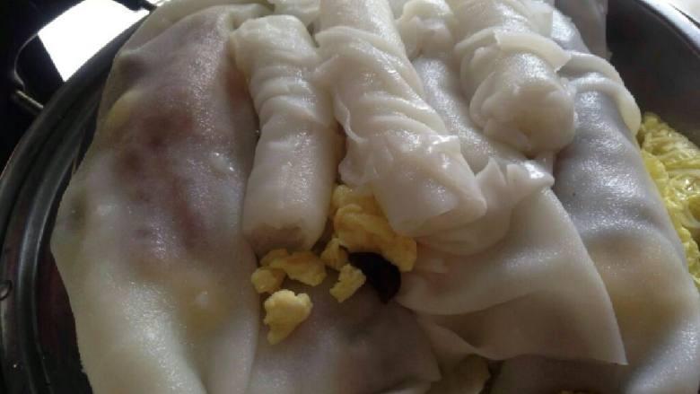 油条猪肠粉