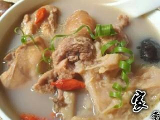 榴莲壳煲老母鸡汤