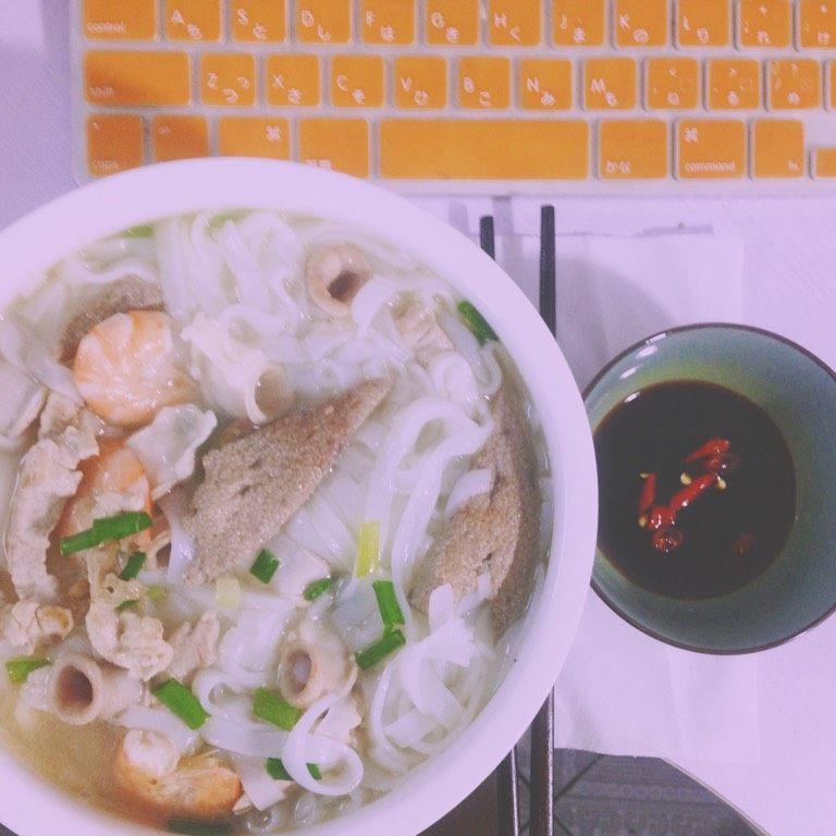 广西三鲜粉(粉肠版)