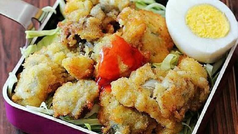香酥海蛎子
