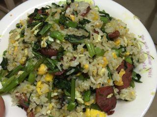 潮式青菜炒饭