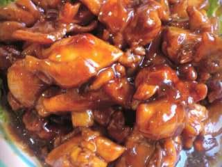 可乐鸡块儿,盛盘即可食用*^_^*