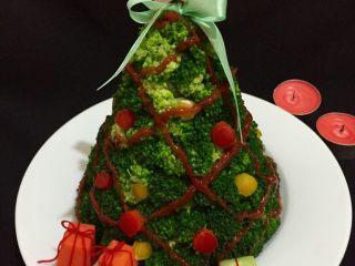 圣诞树,如图漂亮的圣诞树是不是感受到了圣诞节的喜庆氛围了呢。