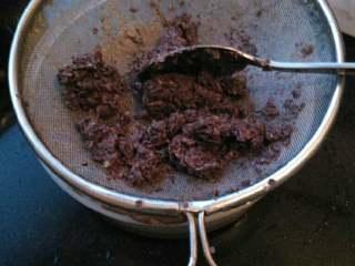≈自制红豆沙≈,如果想更细腻,可以用滤网过一遍