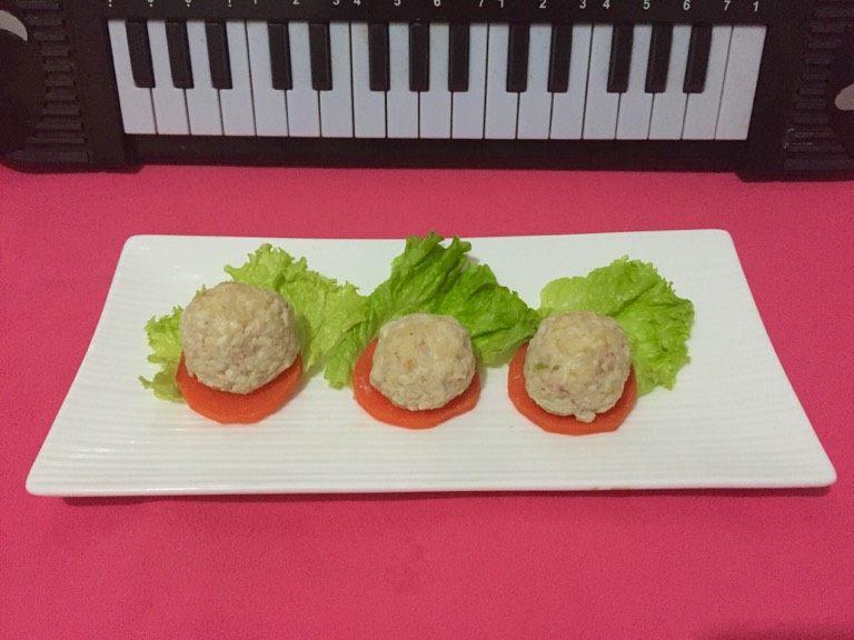 虾仁豆腐丸子