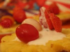 新鲜水果沙拉