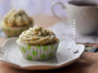 伯爵茶纸杯蛋糕