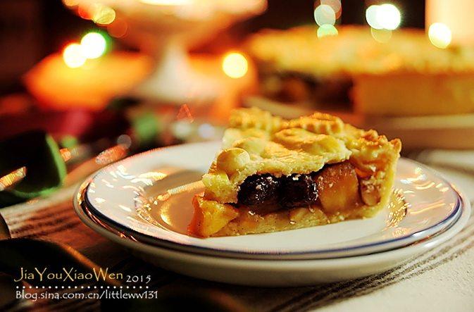 圣诞平安派(苹果派)