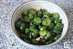 凉拌腌黄瓜,继续腌制半天或一天