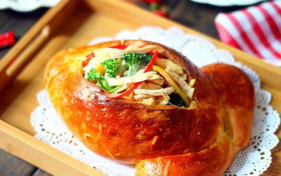 面包版圣诞火鸡