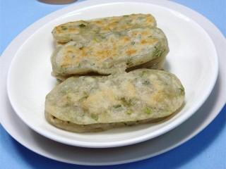 椒盐香葱糯米条