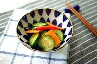 浅渍(日式腌菜),冷藏半小时即食。