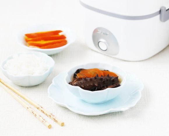 海参冬菇汤