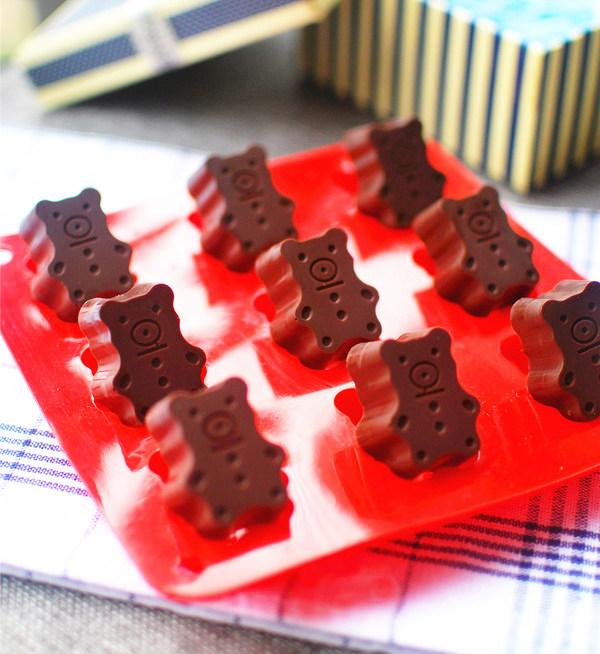 巴坦木巧克力